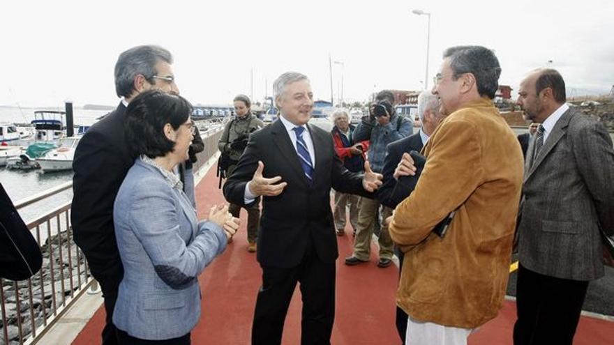 De la visita de José Blanco a Taliarte #3