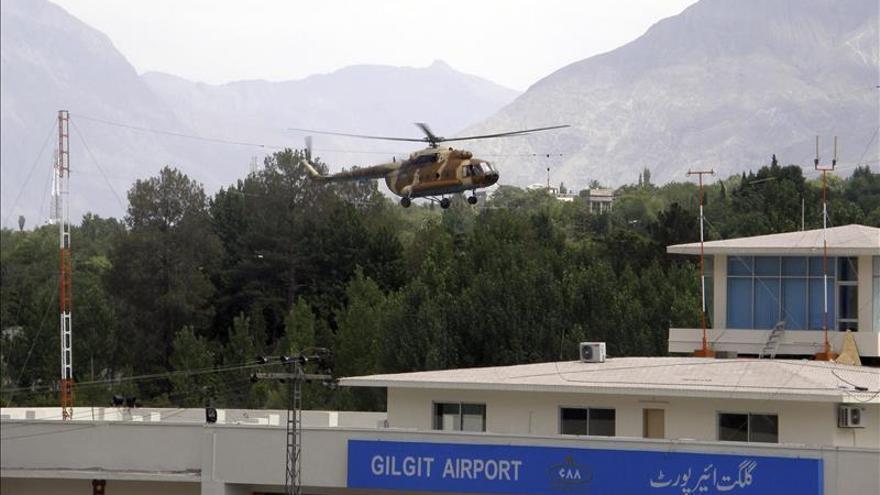 Los talibanes se atribuyen el derribo del helicóptero en Pakistán