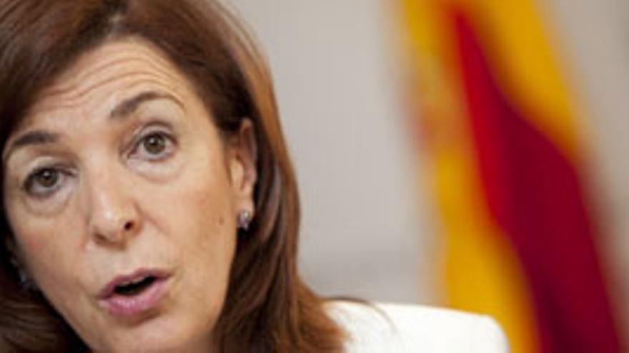 Margarita Ramos, consejera de Empleo del Gobierno de Canarias.