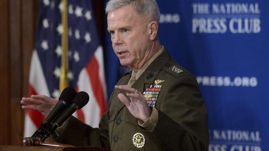 EE.UU. desplegará mil infantes de Marina más en una docena de sus embajadas