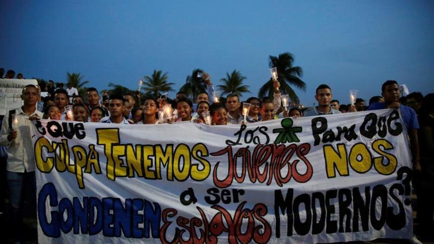 La protesta social da una tregua en Colombia después de una semana agitada