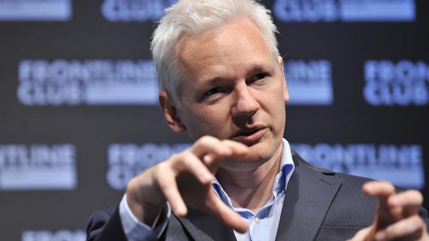 """Assange asegura que el """"Brexit"""" complicará las negociaciones argentinas por las Malvinas"""