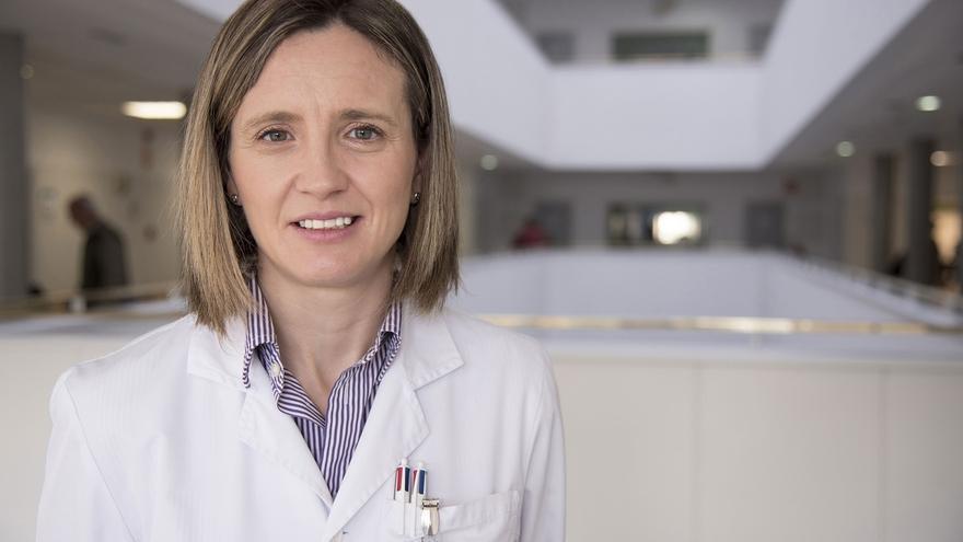 La neurocirujana del CHN Idoya Zazpe obtiene una beca internacional de la Sociedad Norteamericana de Base de Cráneo