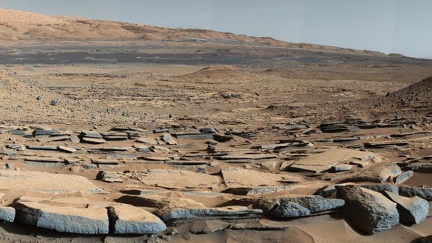 """Director del CSIC-INTA ve """"probable"""" que la vida surgiera """"a la vez"""" en la Tierra y Marte"""