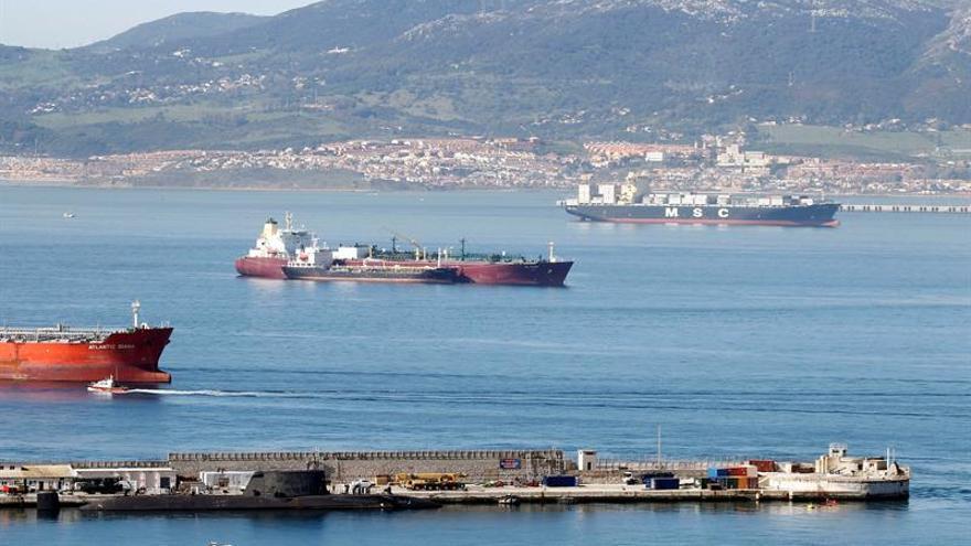 Londres descarta un hipotético uso de la fuerza para defender Gibraltar