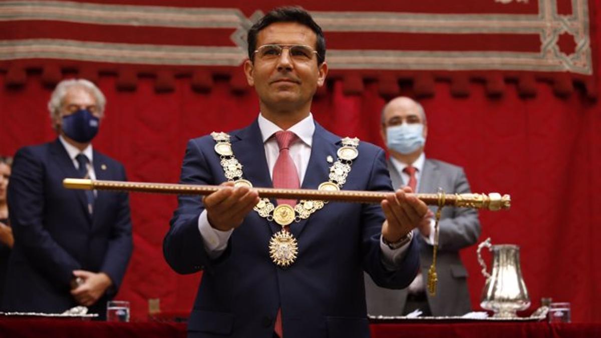 Cuenca regresa a la alcaldía que perdió en 2019 tras el pacto entre Cs y PP