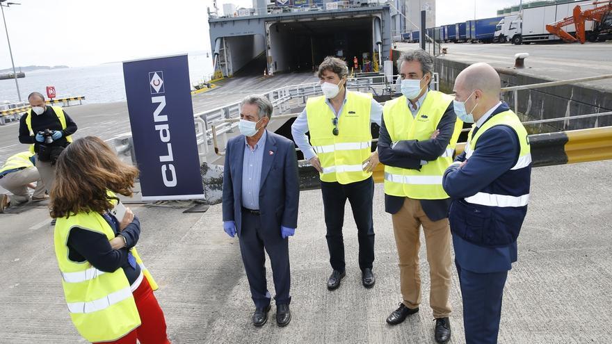 El Puerto de Santander tendrá una nueva conexión con Liverpool y Dublín a partir del 19 de junio
