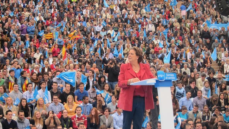 'Génova' da protagonismo a candidatos valencianos en la convención municipal que clausura Rajoy el sábado