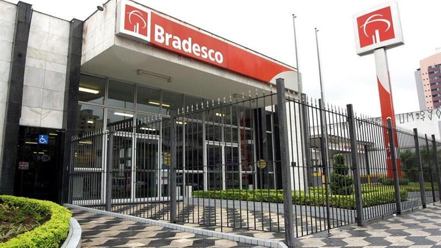El beneficio del Bradesco cae un 5,3 % en el primer semestre