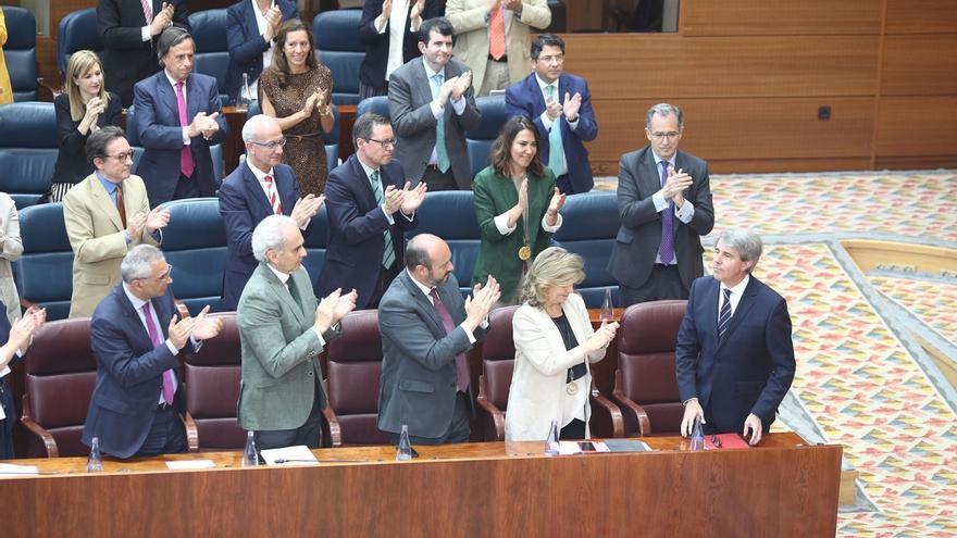 """Garrido sostiene que se dedicará a gobernar pese a que otros se centren """"en los sondeos o en anticipar estrategias"""""""