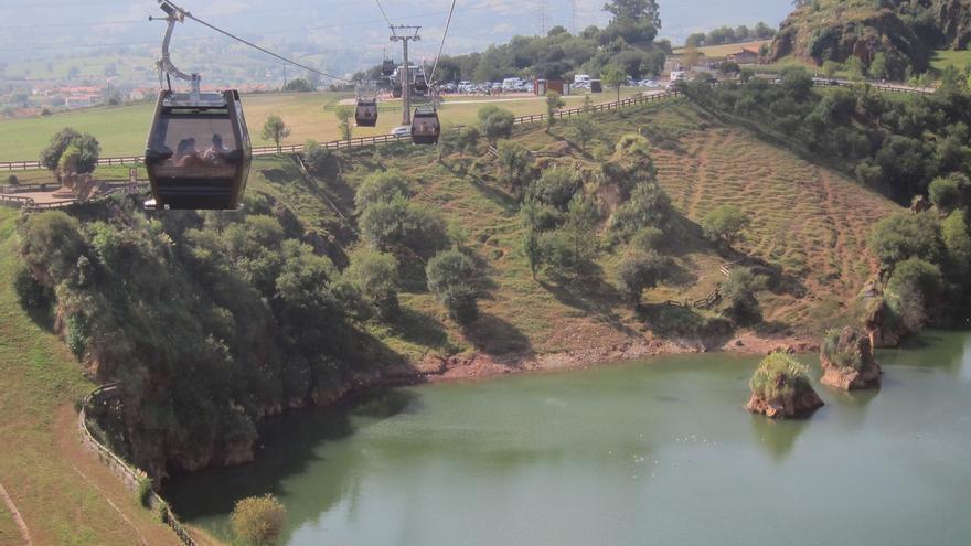 Más de 68.000 personas visitan el Parque de Cabárceno y Fuente Dé