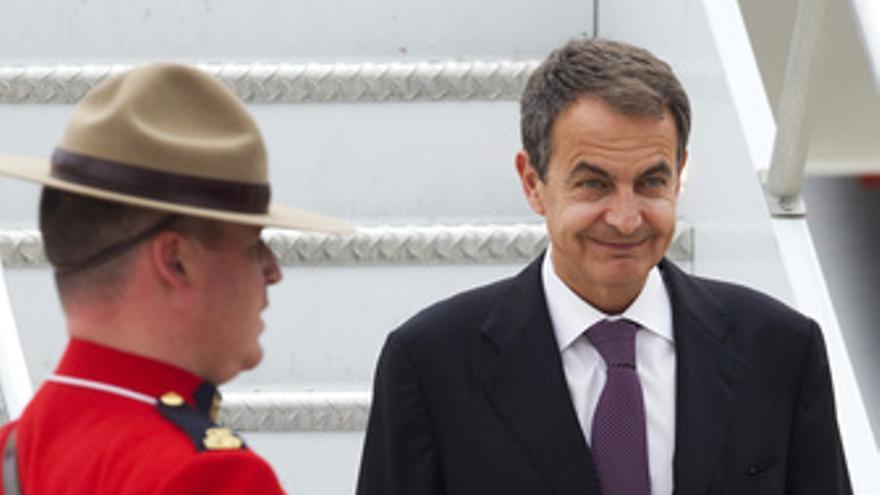 Zapatero en el g 20