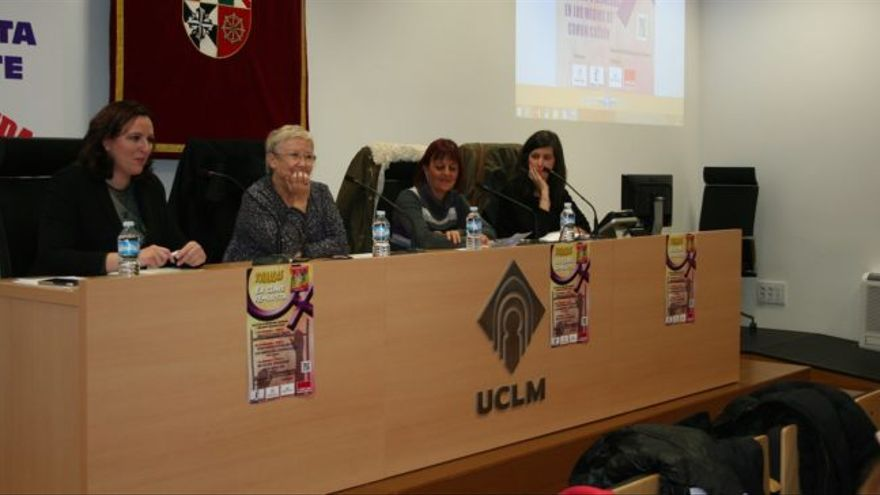 "Ha sido la segunda de las Jornadas ""En femenino"" organizadas por la Red Feminista de Albacete."