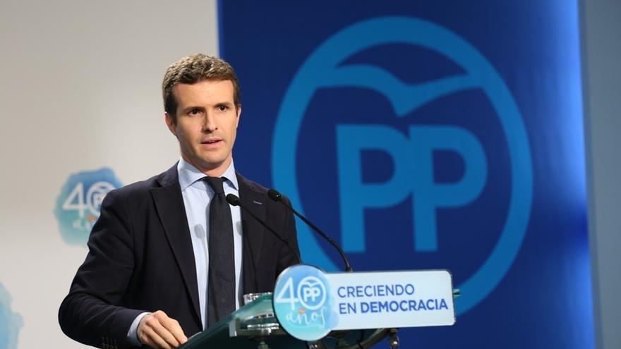 """El PP pide a Puigdemont que renuncie al referéndum y convoque elecciones: """"Luego podremos hablar de financiación"""""""
