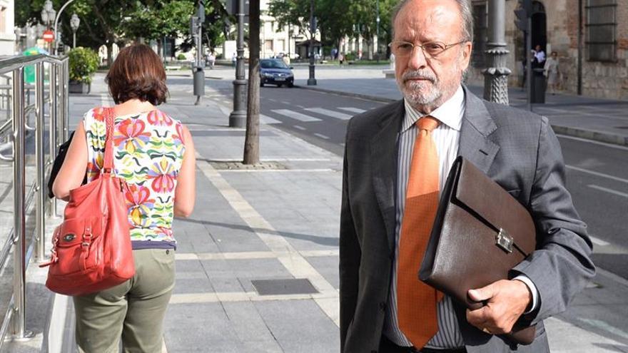 Javier León de la Riva, ex alcalde de Valladolid