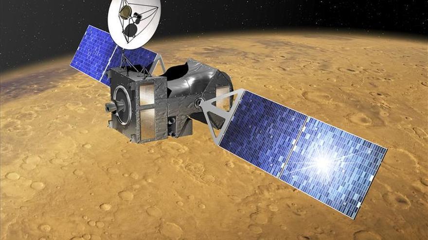 ExoMars 2016, el año en que Europa buscará vida en Marte