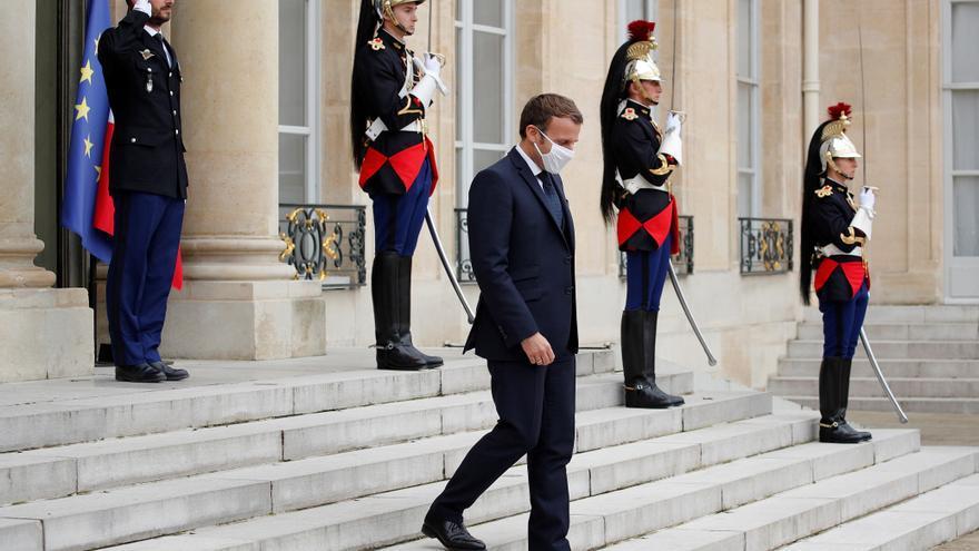 """Francia no renunciará a sus libertades pese a la """"intimidación"""" turca"""