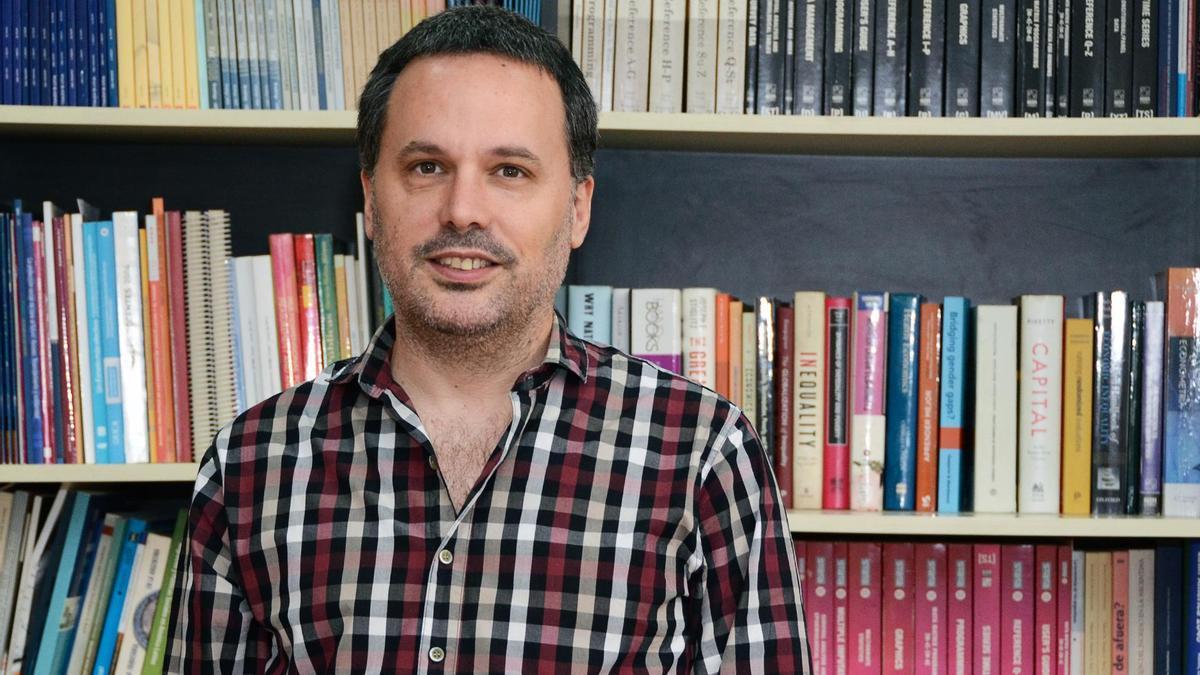 Leopoldo Tornarolli, economista de Cedlas