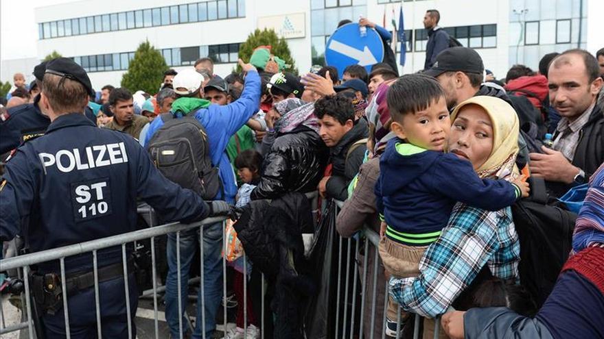 Alemania despliega 2.100 agentes para controlar las fronteras con Austria