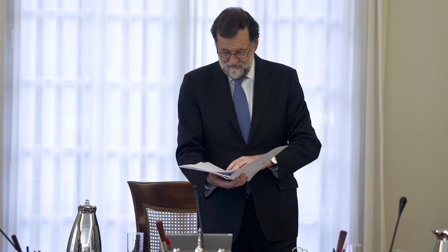 """Rajoy: """"El empleo y el bienestar de las personas sigue siendo prioridad para mi Gobierno"""""""