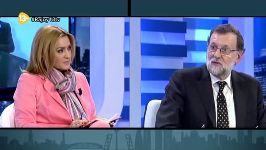 Rajoy en El Cascabel sobre el señor de Murcia