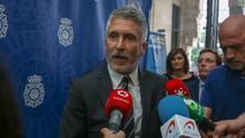 Marlaska respeta la queja de la AVT por la entrevista a Otegi y confía en Francia para la entrega de Josu Ternera