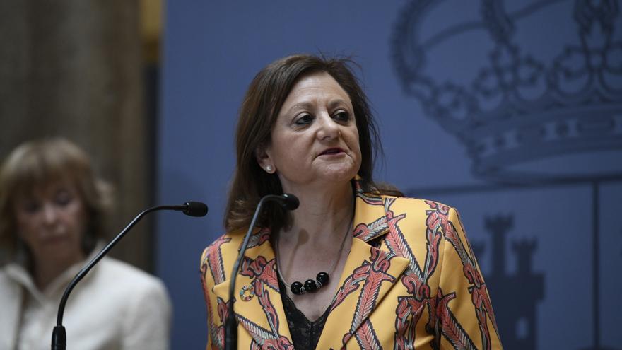 Archivo - La secretaria de Estado de Asuntos Exteriores y para Iberoamérica y el Caribe, Cristina Gallach.