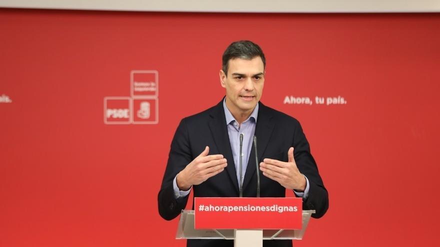 Pedro Sánchez se pregunta si Puigdemont tiene un proyecto para Cataluña o para sí mismo