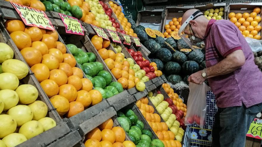 Los precios en Argentina subieron un 4,1 % en abril y el 46,3 % interanual