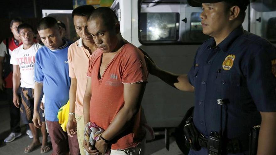Filipinas vive una sangrienta lucha contra las drogas desatada por Duterte