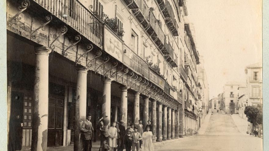 Plaza de Zocodover FOTO: Archivo Municipal de Toledo