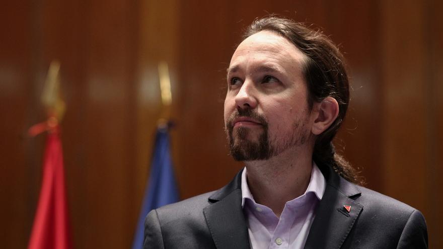 Iglesias reconoce la labor de Zapatero en derechos sociales y se marca como prioridad la Ley de Infancia