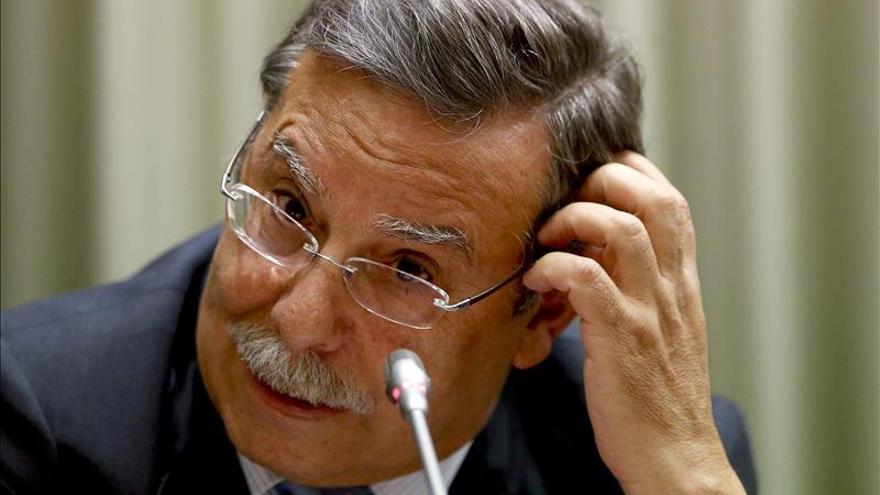 El presidente de REE, José Folgado, en una imagen de archivo.