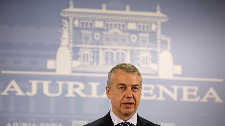 Urkullu: Euskadi mantiene su compromiso con una UE que precisa más integración
