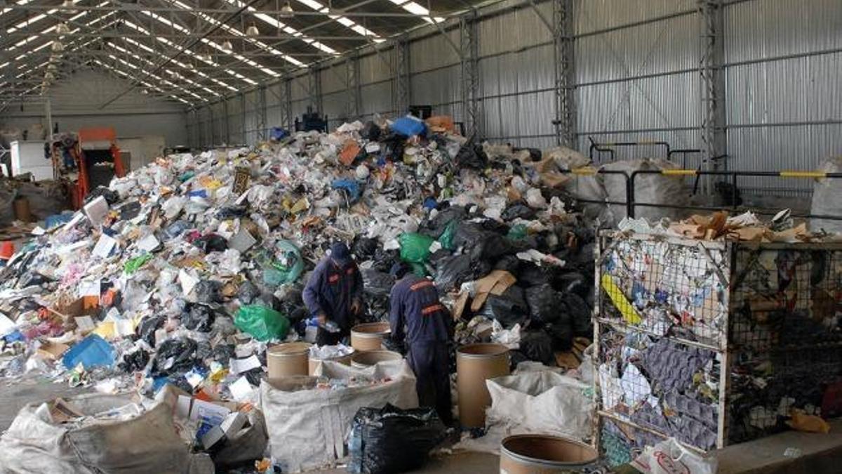 Los recicladores de residuos, en su día