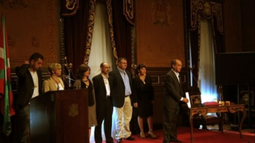 Presentación Del Nuevo Gobierno Foral De Gipuzkoa.