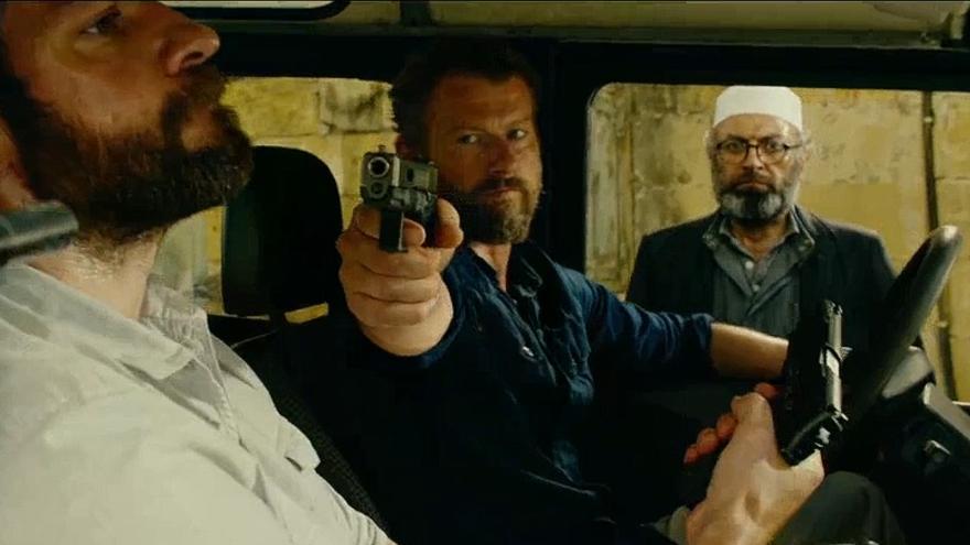 Un fotograma de la película '13 horas'.