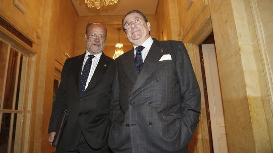 León de la Riva asegura que no tiene ninguna prisa por dejar la Alcaldía de Valladolid