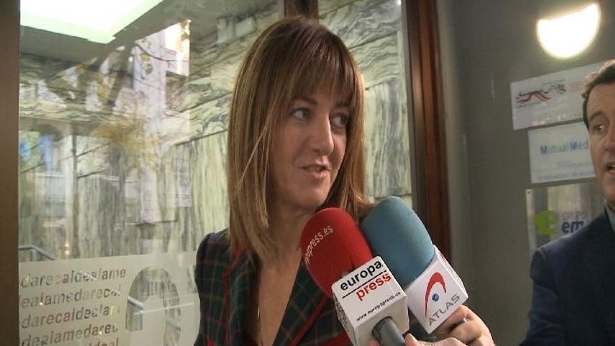 """Mendia pide que el Congreso del PSOE se celebre en primavera porque """"no se puede estar sin una dirección política"""""""