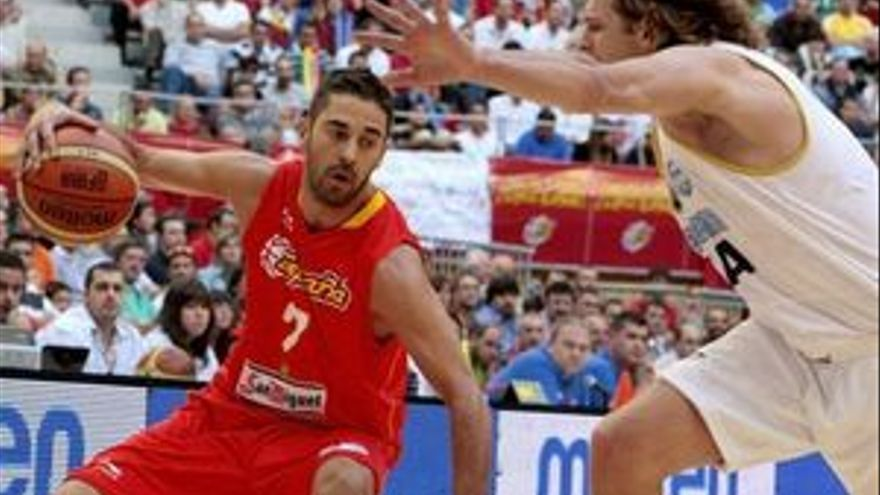 Juan Carlos Navarro anotó 14 puntos. (EP)