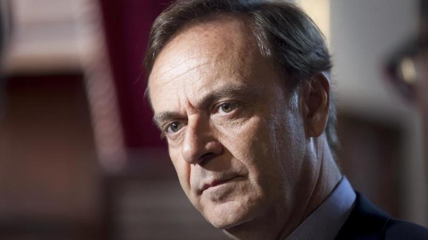 José Ramón Navarro, reelegido presidente de la Audiencia Nacional