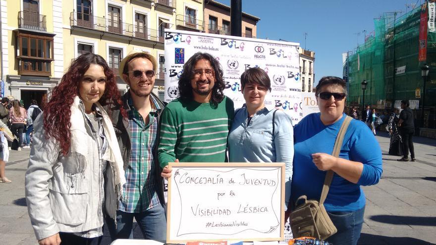 Bolo Bolo celebra el día de la visibilidad lésbica en Castilla-La Mancha + Diego Mejías