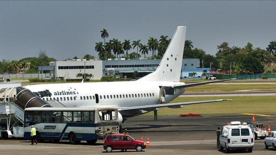 La Habana recibe hoy el primer vuelo directo desde Nueva Orleans en 57 años