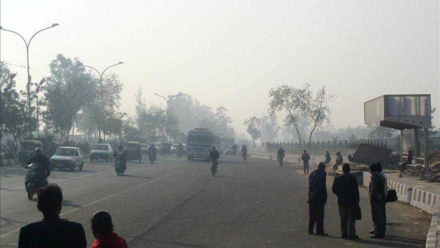 Nueva Delhi, la capital más contaminada del mundo, limitará el uso del coche