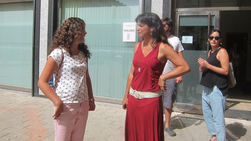 """Rodríguez (Podemos) incide en la """"necesidad de confluir"""", pero """"en un aspecto más amplío que el de la suma de siglas"""""""