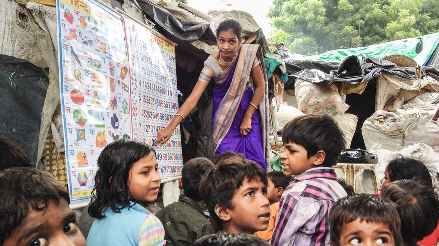 Pobreza en India (J.L.S.)
