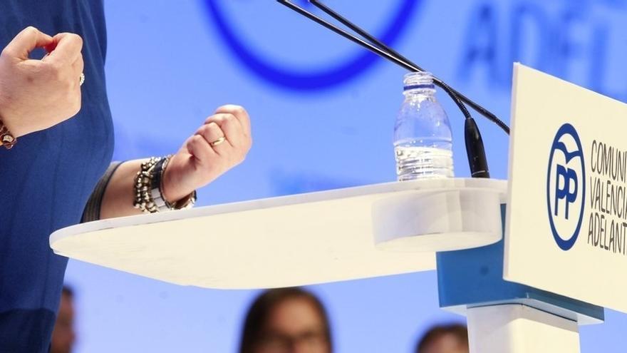 Isabel Bonig, reelegida presidenta del PPCV con el 94,49% de los votos