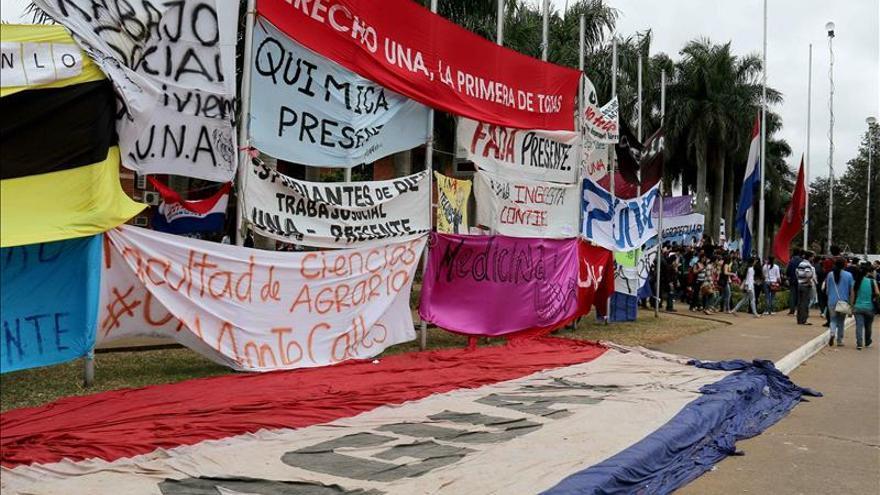 Fiscalía investiga otro presunto robo de documentos en universidad paraguaya