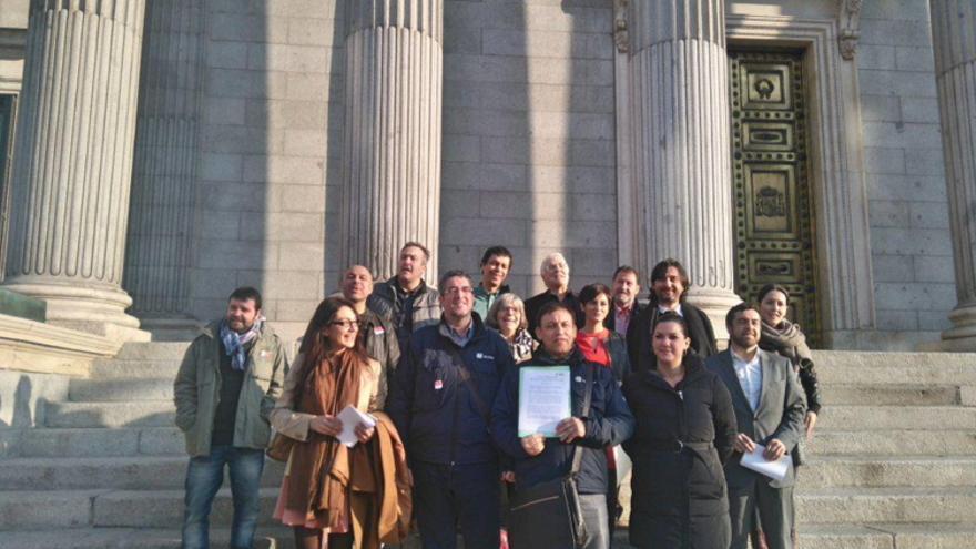 PSOE, Podemos, Ciudadanos y Unidad Popular llevan propuesta de Elcogas al Congreso / Rafael Mayoral