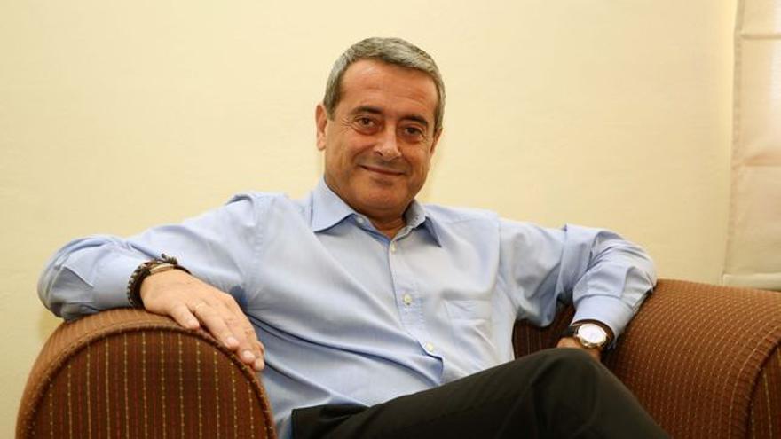 Aurelio Abreu, político del PSOE